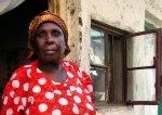 Lady in Nakuru
